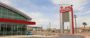 Urgent care at Sun City Emergency Room in El Paso